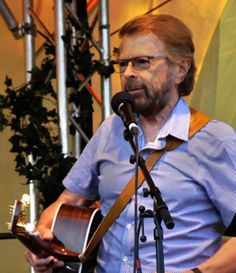 Björn Ulvaeus about inspiration, creativity and ABBA The museum   Punctum saliens