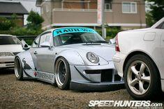 RWB Tunerhaus Porsche