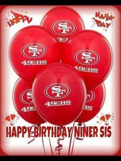 20 Birthday Niner Style Ideas 49ers Birthday 49ers Cake