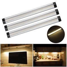 Linear Lighting, Strip Lighting, Modern Lighting, Led Under Cabinet Lighting, Puck Lights, Working Area, Design, Home Decor, Decoration Home