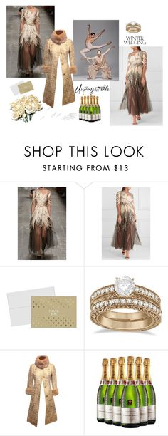 """""""Untitled #995"""" by create-494 ❤ liked on Polyvore featuring Valentino, Allurez, Dolce&Gabbana and Laurent-Perrier"""