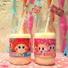 distroller kasimerito etiqueta botella y popote
