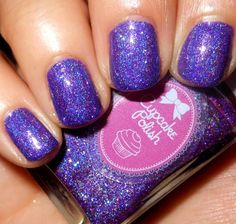 Imperfectly Painted: Cupcake Polish Las Vegas Showgirls Collection (3 of 5)
