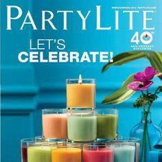 www.partylite.biz/laramiehead New catalogs are here