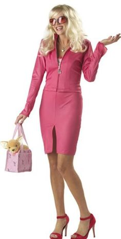 [HALLOWEEN] Legally Blonde Costume - $27.99 with FREE SHIPING WORLDWIDE! 2 DAYS for ALL USA DELIVERY!!! visit our site ->>> http://HALLOWEEN-CLOTHES.CF