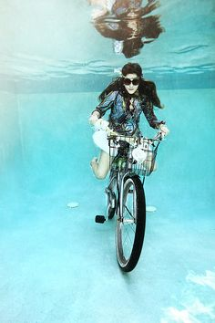 Underwater Bike #bicycles, #bicycle, #pinsland, https://apps.facebook.com/yangutu