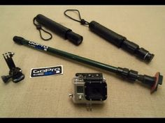 DIY: GoPro Extendable Reach Pole 2 Person Fishing Kayak, Kayak Fishing Gear, Canoe And Kayak, Fishing Lures, Gopro Diy, Kayak Accessories, Fishing Supplies, Gopro Camera, Kayaks