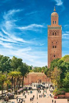 Van magisch Marrakesh tot de gouden kust van Agadir. Het beste van Marokko in één unieke reis. Cultuur snuiven en sfeer proeven in Marrakesh, prachtige natuur en een heerlijk strand vanuit je luxe hotel in Agadir. Best of both worlds! https://ticketspy.nl/?p=124732