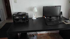 Schreibtisch €20   #Voelklingen  #Verkaufe #einen #grossen #schwarz... Schreibtisch €20 - #Voelklingen  #Verkaufe #einen #grossen #schwarzen Schreibtisch.Laenge 1,60, #Breite 0,80, #Hoehe 0,70m. #Abzuholen #in #Voelklingen.  #Link #zum Angebot:  Schreibtisch €20 - #Voelklingen  #Verkaufe #einen #grossen #schwarz... | #Kleinanzeigen #Saarbruecken / #Saarland http://saar.city/?p=40907