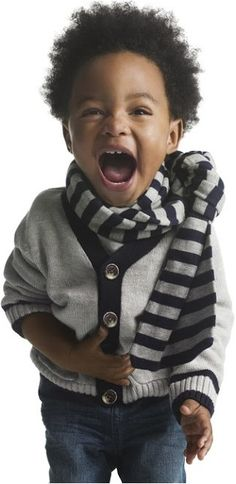 Mini fashion. Kid style. No scarf then it would be perf!
