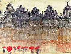 Brussels by takmaj.deviantart.com on @DeviantArt