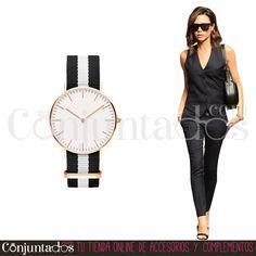 Queridos Reyes Magos: podéis traerme uno de los 16 maravillosos relojes Stripes ¡Me encantan todos! ★ desde 14,95 € en https://www.conjuntados.com/es/relojes.html ★ #novedades #relojes #watches #conjuntados #conjuntada #joyitas #lowcost #jewelry #clon #accesorios #complementos #moda #fashion #fashionadicct #picoftheday #outfit #estilo #style #GustosParaTodas #ParaTodosLosGustos