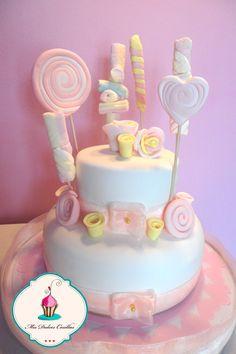 tarta cumpleaños niña
