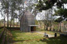 Gallery of Shiv Temple / Sameep Padora & Associates - 1