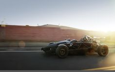 ariel atom darth vader Wallpaper HD Wallpaper