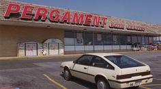 Pergament Home Center on Merrick Road in Massapequa closed in 2001. (March 30, 1998)