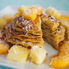 A healthier version of an all-time breakfast favorite! This Ezekiel French Toast recipe is clean and high in protein, perfect for the whole family!