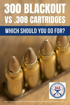 The 300 Blackout round is making a comeback from relative obscurity in recent years. Let's dive deep into this cartridge and explain whether you should consider using it over your trusty Winchester cartridges. Lever Action Rifles, Bolt Action Rifle, Shooting Sports, Shooting Range, Tactical Rifles, Firearms, How To Make Diy Projects, Ar 10 Rifle, Reloading Data