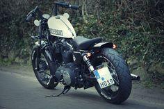 Harley Davidson Sportster 48 XL 1200X forty eight Umbau | eBay #harleydavidsonsportsterbobber