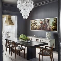 On the menu? Shop by room. Find everything you need for every space in your home, like this dining room by Tamara Eaton. Photo by Francis Dzikowski/OTTO.