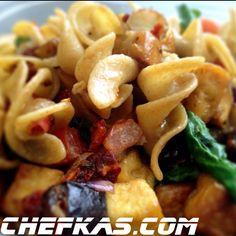 Mushroom And Broccoli Pilaf Recipe — Dishmaps