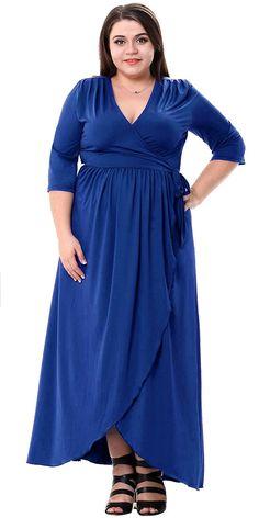 plus size maxi dress 5x mirror