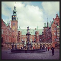 ericwong22 #Frederiksborg #Denmark