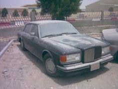 Брошенные автомобили в Дубаи