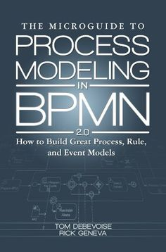 The Microguide to Process Modeling in BPMN 2.0 Second Edition, How to Build Great Process, Rule, and Event Models by Rick Geneva, http://www.amazon.com/dp/B00657QU1K/ref=cm_sw_r_pi_dp_L7K.qb14NHEJ6