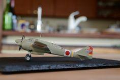 百式司令部偵察機 AirFix 1/72
