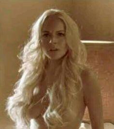 Lindsay Lohan - Lindsay Lohan nackt auf dem Cover des