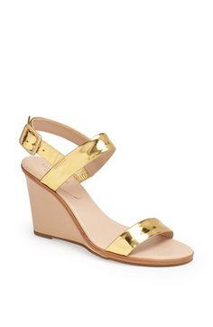 nice sandal / kate spade