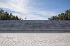 Louis I. Kahn, Lorena Darquea · Four Freedoms Park