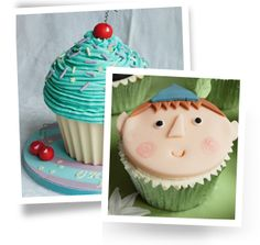 Cake Making Classes Bath : 1000+ images about Cupcake party on Pinterest Cupcake ...