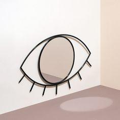 Cyclops - wall mirror (moyen)