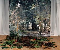Noemie Goudal's Journey Into The Familiar Unknown