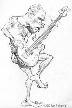 "Red Hot Chili Peppers bassist Michael Peter Balzary aka ""Flea"":"