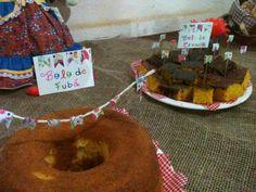 Festa Junina 2012 - bolos