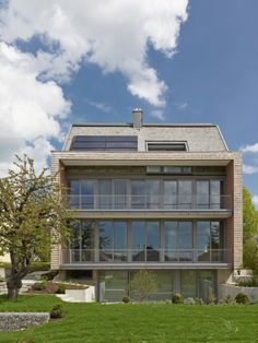 House with Gallery in Stuttgart by (se)arch 04