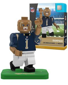 OYO Sports | Los Angeles Rams OYO minifigures & Field Sets