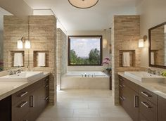 Mountain View Home - contemporary - bathroom - san francisco - by Mosaic Architects SF