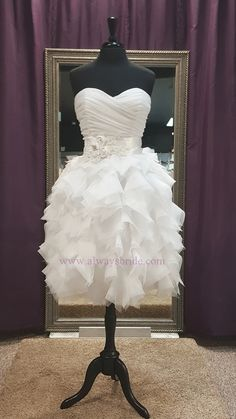 Eden Bridal #SL034 - Always a Bride Wedding Consignment, Grafton, WI