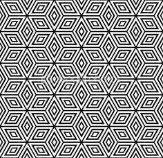 Seamless geometric pattern. — Stock Vector #5324096