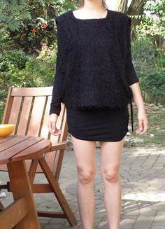 Kup mój przedmiot na #vintedpl http://www.vinted.pl/damska-odziez/marynarki-zakiety-blezery/10142801-strusiowata-kamizelka-z-obu-stron-wiazana-m