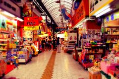 Makishi Public Market is an excellent place for visitors to go to learn about everyday life in Okinawa. You can find local foods that you may never seen. (Pigs face feet and stomach colorful tropical fish lobster and shellfish and vegetables in strange shape)  http://ift.tt/2aczr3R #TrulyJapan #makishimarket #naha #okinawa #japan