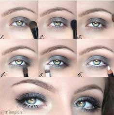 Beautiful make up #makeupforever