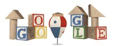 Colombia Independence Day 2012 by Armando Villegas Google Doodles, Google Doodle Today, Costa Rica, Happy Children's Day, Happy Kids, Honduras, Colombia Independence Day, Remembrance Day, Canadian Thanksgiving