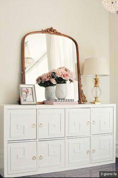 IKEA Hack Dresser makeovers Dressers and Mirrored dresser