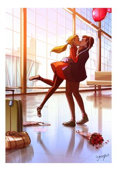 personal illustrations and paintings by yaoyao ma van as Couple Funny, Cute Couple Art, Couple Cartoon, Couple Illustration, Illustration Art, Couple Drawings, Art Drawings, Fotografie Hacks, Character Art