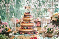 Casamento de dia de Juliana e David {Fotografia: Gabriel Ribeiro}